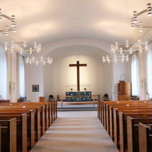 Omvisning i Diakonissehuset og Kirken
