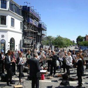 Gadekoncert Gentofte Concert Band