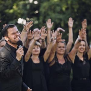 Gentofte Gospel Choirs årlige sommergospelevent