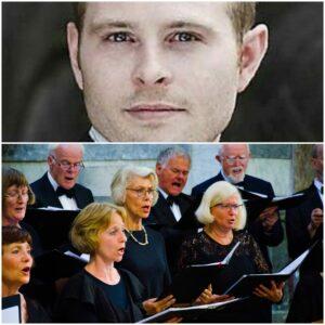 Sommerkoncert med Messiaskirkens Koncertkor og Rasmus Jupin
