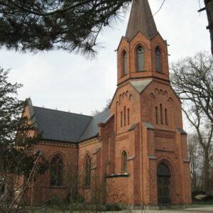 Rundvisning i Sct. Andreas Kirke og Berlings Mausoleum